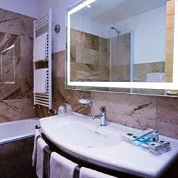 Cuarto de baño Idea Hotel Firenze Business