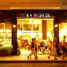 Vista exterior Viva Hotel Old City
