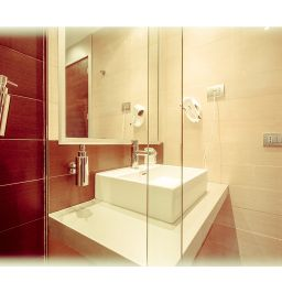 Camera da bagno All Ways Garden Hotel & Leisure