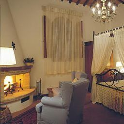 Junior suite Relais Villa Petrischio