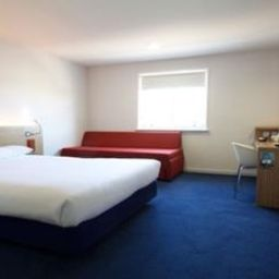 Chambre TRAVELODGE NEWPORT ISLE OF WIGHT