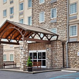 Vista esterna Staybridge Suites CHATTANOOGA-HAMILTON PLACE