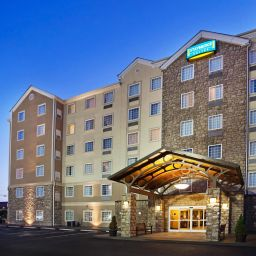 Exterior view Staybridge Suites CHATTANOOGA-HAMILTON PLACE