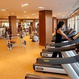 Wellness/fitness Titanic Business Hotel Asia Istanbul