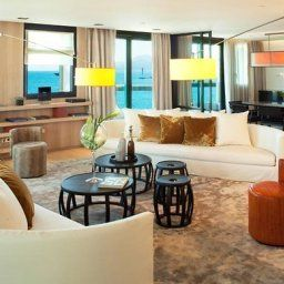 Habitación JW Marriott Cannes