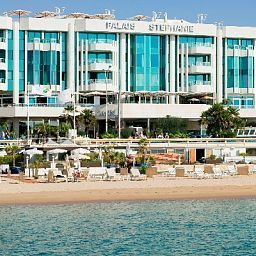 Vista exterior JW Marriott Cannes