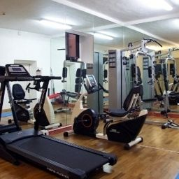 Fitness room One Park Hotel