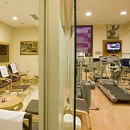 Sala spa/fitness Best Western Premier Suites Regency Suites