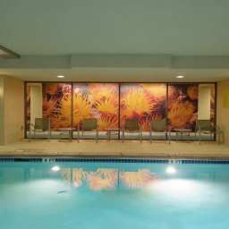 Piscina Hilton Garden Inn Atlanta Downtown