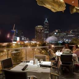 Restaurante Hilton Garden Inn Atlanta Downtown