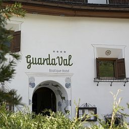 Exterior view GuardaVal Romantik & Boutique Hotel