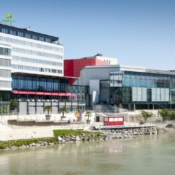 Vista esterna Holiday Inn VILLACH