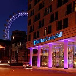Park Plaza County Hall London Лондон