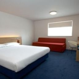 Habitación TRAVELODGE CAERPHILLY