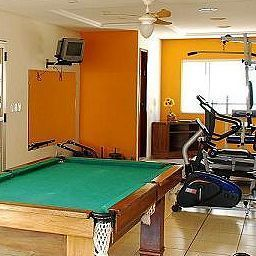 Wellness/fitness Best Western Tarobá Express