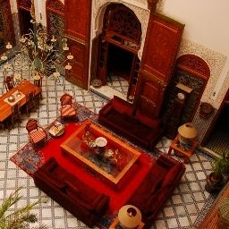 Hall Riad Damia Fotos