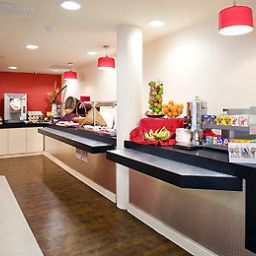 Breakfast room within restaurant ibis Nottingham Centre