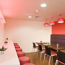 Breakfast room within restaurant ibis Nottingham