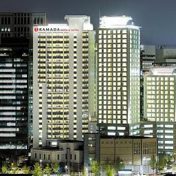 Exterior view Ramada Hotel and Suites Seoul Namdaemun