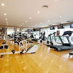 Fitness room Seoul Fraser Suites Insadong