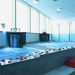 Wellness area Seoul Fraser Suites Insadong