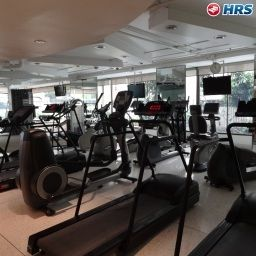 Fitness room Siri Sathorn Beaufort Residence