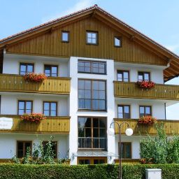 Exterior view Hotel Pension Geiger