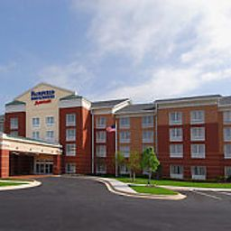 Vista esterna Fairfield Inn & Suites White Marsh