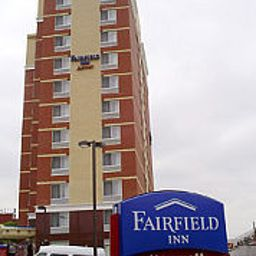 Fairfield Inn New York Long Island City/Manhattan View New York-Long Island City
