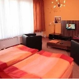 Business-Zimmer garni Hotel-West