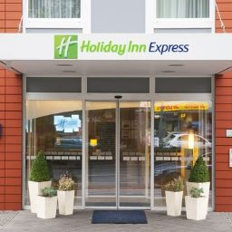Vista exterior Holiday Inn Express BERLIN CITY CENTRE-WEST