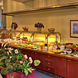 Buffet Astoria Komfort im Astoria Cityresort