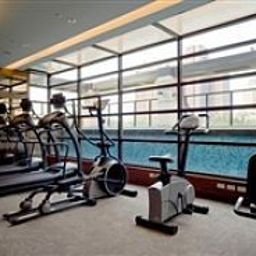 Fitness room Fullon Hotel Taipei