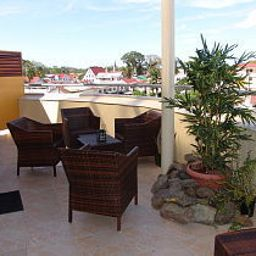 Terrasse Spanhoek Boutique Hotel