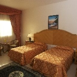 Junior suite Safeer Hotel Suites