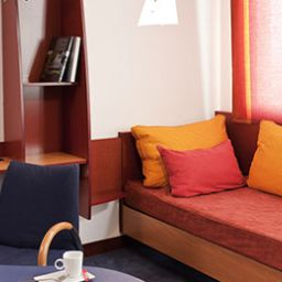 Номер Suite Novotel Marseille Centre Euromed