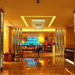 Hall Grand Swiss-Belhotel Medan Fotos