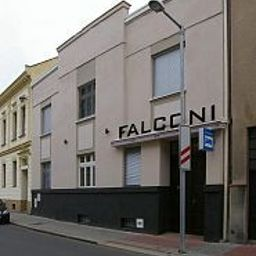 Фасад Falconi Pension