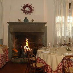 Breakfast room within restaurant Lo Spedalicchio