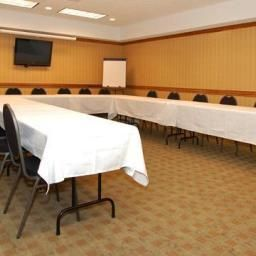 Conference room Comfort Inn Near Walden Galleria Mall