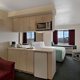 Room Days Inn and Suites Airway Heights/Spokane Airport Fotos
