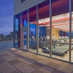 Fitness room Grand Hyatt San Antonio