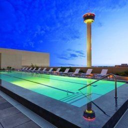 Pool Grand Hyatt San Antonio