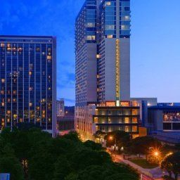 Exterior view Grand Hyatt San Antonio