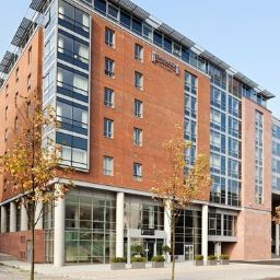 Фасад Staybridge Suites LIVERPOOL