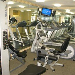 Wellness/Fitness Candlewood Suites GALVESTON