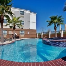 Pool Candlewood Suites GALVESTON