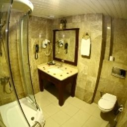 Bathroom Gulhane Park Hotel