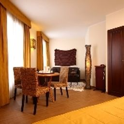 Suite junior Maranello Palace