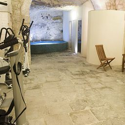 Sala spa/fitness Grana Barocco Art Hotel & Spa